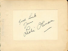 More details for 1930s autograph of