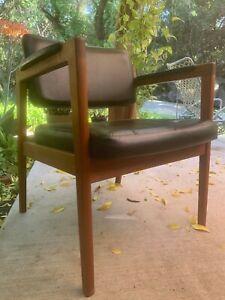 Teak Swedish Modern Svegard Markaryd Chair