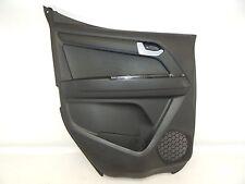 New OEM 2012-2106 Isuzu D-Max Crew Cab Rear Left Door Interior Panel Trim Black