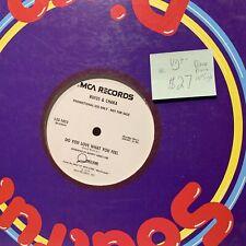 "Rufus & Chaka Kahn MCA 1852 VG+- Disco 12"" Single Promo"