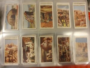 Curious Dwellings (1926) Churchman Cigarette Cards - Choose Your Card