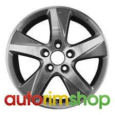 """Acura TSX 17"""" Factory OEM Wheel Rim Machined with Charcoal"""