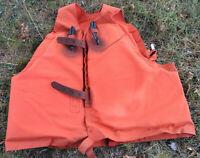 Life Jacket Emergency Vest Paratrooper Vintage USSR Soviet Russian