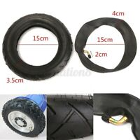 """10"""" x 2.125"""" Rubber Tire and Inner Tube for Self Balancing Electric Scoote"""