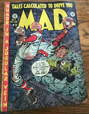 Mad Magazine, Issue No. 2 1952, December-January, very rare