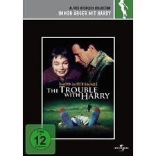 HITCHCOCK COLLECTION-IMMER AERGER MIT HARRY DVD NEUWARE EDMUND GWENN