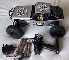 Axial Wraith POISON Spyder AUTO R/C ELETTRICO Rock Crawler JEEP WRANGLER