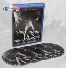 HEMLOCK GROVE - 1ra. Temporada Blu-Ray Región A, B, C, Audio Inglés, Sub. Esp.