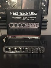 M-Audio Fast Track Ultra - sound card 9900-52469-00 99005246900