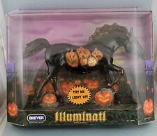 Breyer 710006 Illuminati Halloween Running Stallion Model Horse -NIB