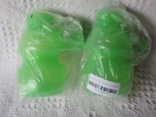 Tupperware Eco Water Bottles Set of 2 GREEN FROG NEW SEALED