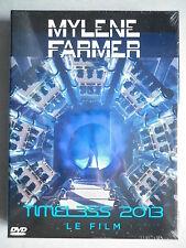 Mylene Farmer double dvd digipack Timeless 2013
