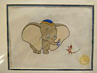 "Walt Disney Animation Art cel  ""Dumbo"" Limited edition serigraph"