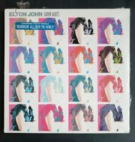 Elton John Leather Jackets LP Record Sealed Vinyl