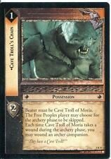 Lord Of The Rings CCG Card MoM 2.R53 Cave Troll's Chain