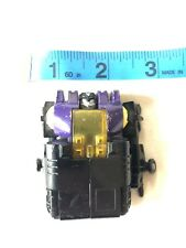 Vintage 1983 Transformers Insects Bombshell Purple Bug Toy Action Figure