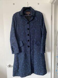 Moloh Dress Coat - Size 12