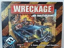 WRECKAGE Board Game Tabletop Game of Guns & Gasoline Family Time