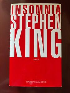 STEPHEN KING: INSOMNIA-PRIMA EDIZIONE