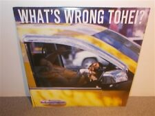 What's Wrong With Tohei ? Sick Days  . Canadian Punk . Vancouver BC . LP