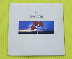 LP: Depeche Mode : Music For the masses