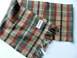 John Partridge - Partridge Performance - Lambswool Scarf - 70 inches length