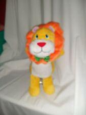 """13"""" cute soft aldi stores ltd little town lion plush hand puppet"""