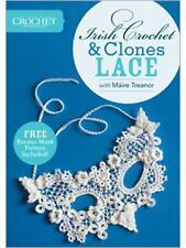Interweave Crochet Workshop - Irish Crochet and Clones Lace by Mari Treanor DVD