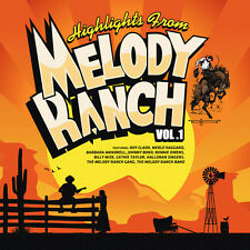Highlights From Melody Ranch 1 - Various Artist (2014, CD NEU)