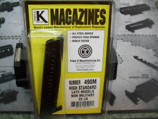 Triple K 490M High Standard Late Models Non Military Grip MADE in USA!