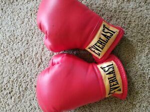 Everlast Kids Boxing Gloves Size S/M