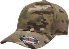 ffc8326f6 Camouflage Flexfit Stretch Fit Hats for Men for sale | eBay