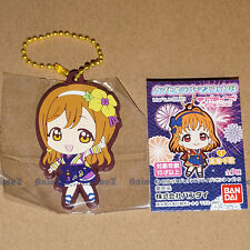 Official Love Live! Sunshine vol.3 rubber mascot keychain - Hanamaru Kunikida