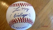"""LEE MAY """"Big Bopper"""" (3 x All Star) Signed Baseball -SGC Authenticated #AU32177"""