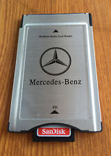 PCMCIA TO SD PC CARD ADAPTER  SDHC for Mercedes-Benz