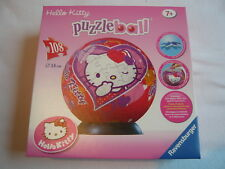 PUZZLE BALL HELLO KITTY