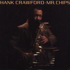 Hank Crawford - Mr. Chips (Vinyl LP - 1987 - US - Reissue)