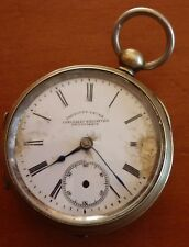 Ancienne montre gousset Improved Lever Specially Examined Swiss Made, non testée