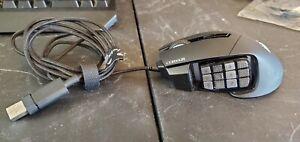 Corsair Scimitar RGB MOBA/MMO Gaming Mouse CH-9304211