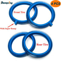 Front Tire with Super Hump 896584000-143 and Rear Tire 896584000-082 Combo Kit