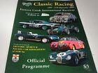 Sept 2005 EASTERN CREEK Historic Car Races Programme JAGUAR TRIBUTE