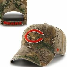 47 Brand Chicago Bears Big Buck Realtree Camouflage Adjustable Adult Cap   NEW  887738216381  42bc9f8a04bc