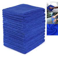 10XProfi Autowäsche Microfaser Set, Microfasertuch Trocknungstuch WaschHandschuh