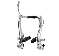 Freno V Brake ALHONGA de Aluminio Plata de Bicicleta Hibrida Trekking City 3680