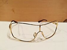 7423ddb8224 New Oakley Distress Sunglasses Authentic Gold Frames (Frames only) Frame No  4073