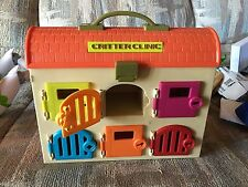 Battat Critter Clinic Veterinary Animal Doctor Carry Toy