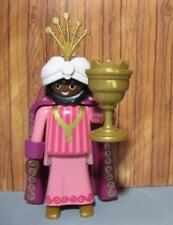Playmobil NATIVITY CHRISTMAS HOLIDAY replace AA PINK WISE MAN & MYRRH 3996 5719