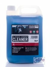 Valet Pro Classic Carpet Cleaner - 5 litre - Use by Extract Machine or by Hand