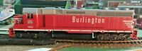 HO scale Athearn SD45   Chicago Burlington Quincy  DUMMY locomotive  CBQ 562