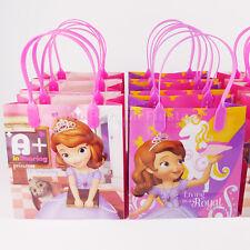 Princess Sofia Birthday Party Favors Goody Gift Candy Bags Loot Bolsas Regalos